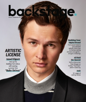 The Audition Choice That Booked Ansel Elgort 'Baby Driver'