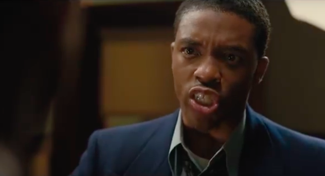 Chadwick Boseman Is Supreme Court Justice Thurgood Marshall in 'Marshall'