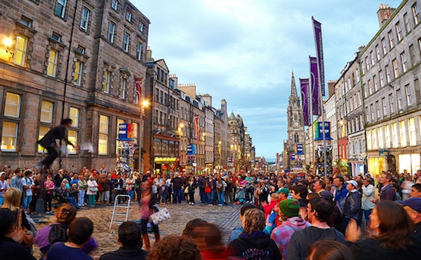 Edinburgh Fringe: There and Back (Again and Again and Again)