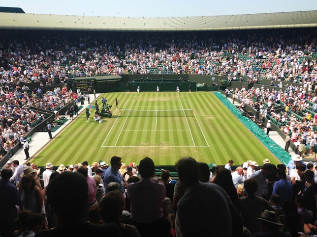 Tennis, Anyone? Wimbledon + More Events Around London This Week 7/4-7/10