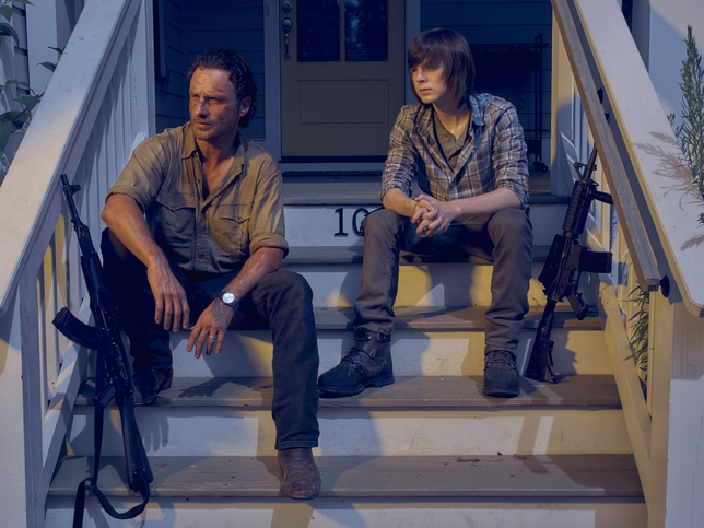 Now Casting: Join AMC's 'The Walking Dead' in a Background Role + More