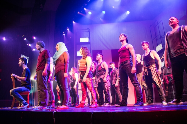 This is The Country's Only Musical Theater Program Dedicated to the Pop/Rock Musical