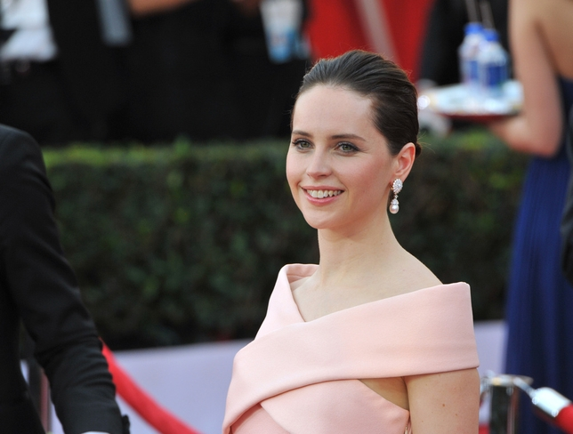Felicity Jones to Play Ruth Bader Ginsburg in Biopic + More Projects Announced