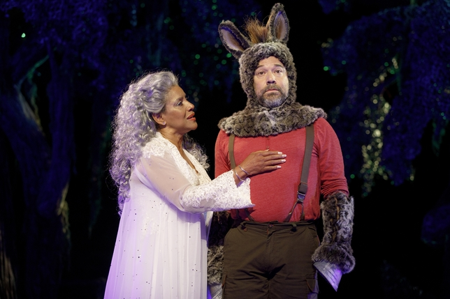 Danny Burstein on the Magic, Comedy + Humanity of 'A Midsummer Night's Dream'