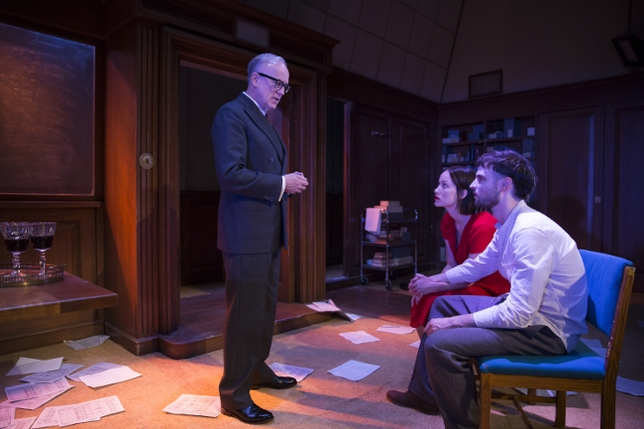 Reed Birney on the Epiphany That Took Him From Starving Artist to Tony Winner