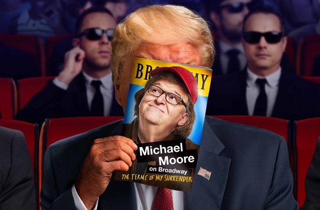 Michael Moore Makes His Broadway Debut + More NYC Events 7/28–8/03
