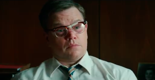 WATCH: Matt Damon + Julianne Moore in Clooney-Directed 'Suburbicon' Trailer