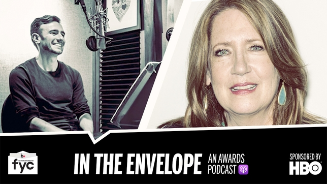 'In the Envelope' Podcast Episode 7: Ann Dowd