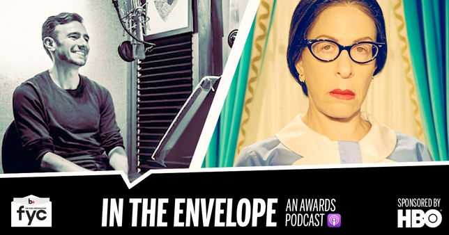 'In the Envelope' Podcast Episode 8: Jackie Hoffman