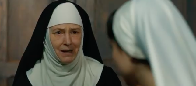 WATCH: Melissa Leo Plays a Callous Nun in Chilling 'Novitiate'