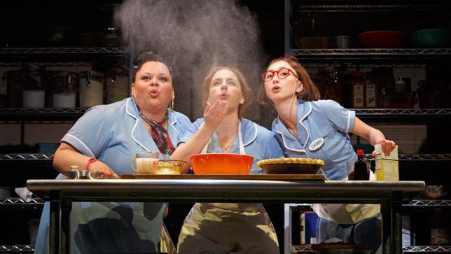 'Waitress' Screening Will Feature Performance By Bway Cast + More NYC Events