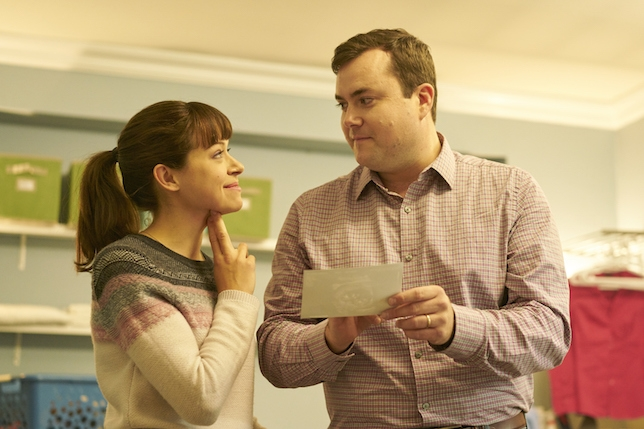 How 'Orphan Black' Star Kristian Bruun Stays on His Toes During a Scene