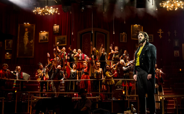 'Great Comet' Cast Performs Original Songs + More NYC Events 8/18–8/24