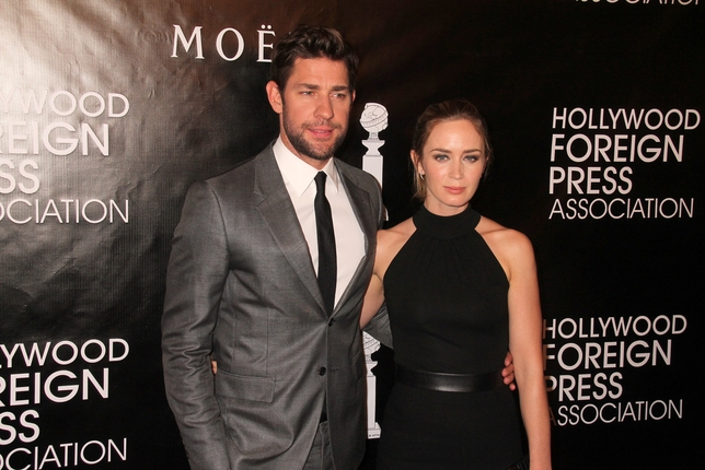 Emily Blunt + John Krasinski Vehicle 'A Quiet Place' Shooting in N.Y. This Fall
