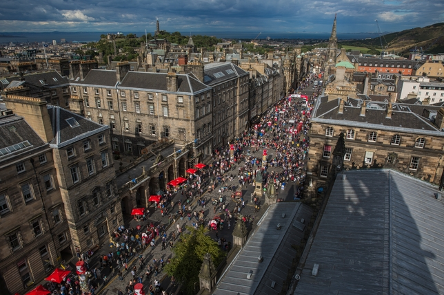 Tips from Equity at the Edinburgh Fringe