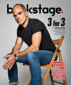 Emmy Nominee Michael Kelly on Stopping Self-Doubt, Auditions, and Paying It Forward