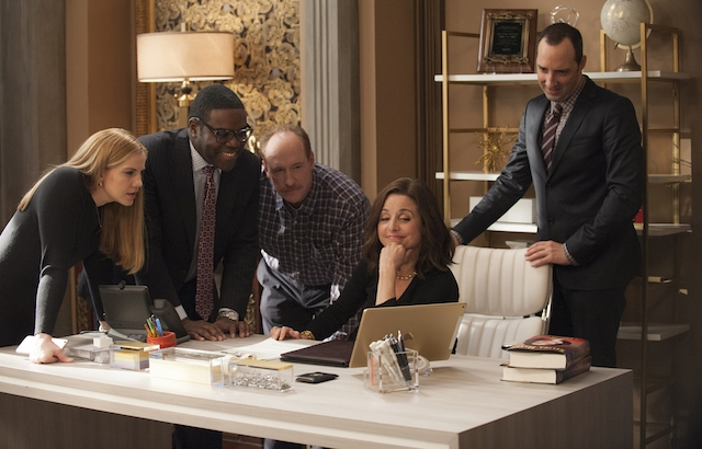 'Veep' Set Decorator on Recreating the White House + Emmy Nod No. 2