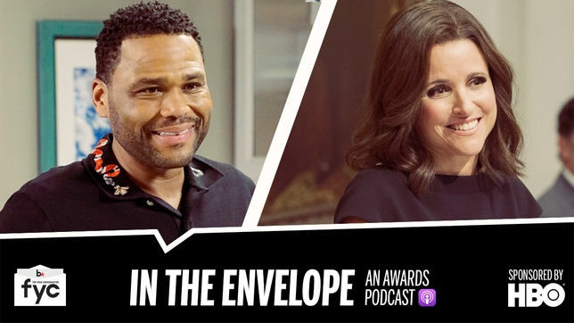 'In the Envelope' Podcast Season Finale: Julia Louis-Dreyfus & Anthony Anderson