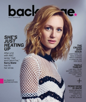 Kerry Bishé Lets Go After the Final Season of 'Halt and Catch Fire'