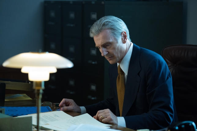 Liam Neeson Launches the Watergate Scandal in 'Mark Felt' Trailer