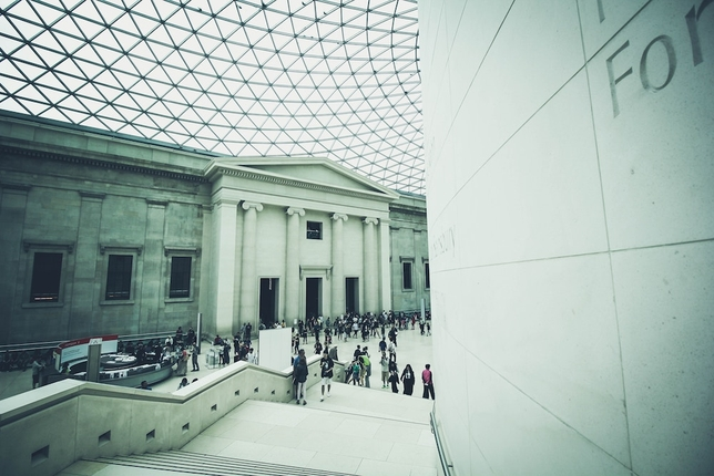 U.K. Casting: Work in Museums as a Visitor Host