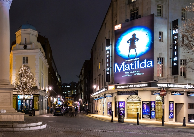 U.K. Now Casting: The 'Matilda the Musical' Tour Is Casting Leads + 3 More Gigs