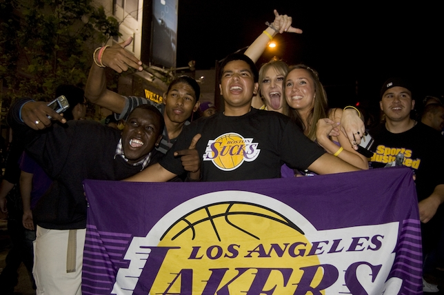 Now Casting: Seeking Lakers Fans for Video Reactions + More