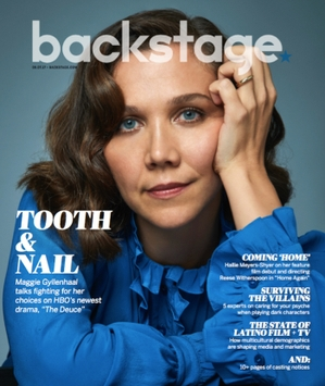 Maggie Gyllenhaal on the Character Choice She Fought for on 'The Deuce'