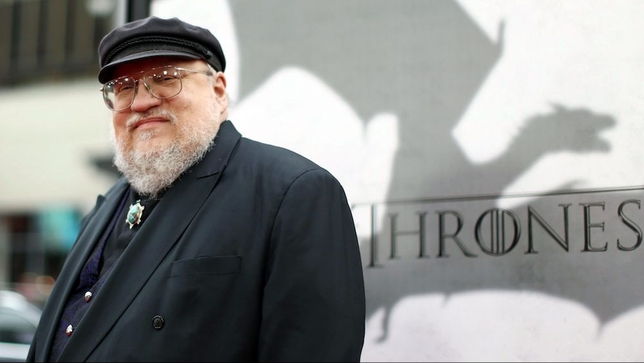 'Game of Thrones' Creator George R.R. Martin Heads to Syfy for New, Still Uncast Pilot