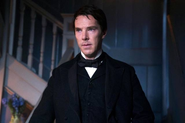 THE CURRENT WAR Trailer Stars Benedict Cumberbatch And Michael Shannon