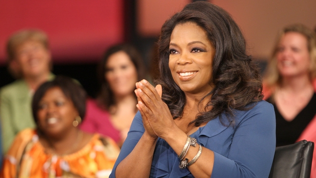 Image result for oprah winfrey cbs morning