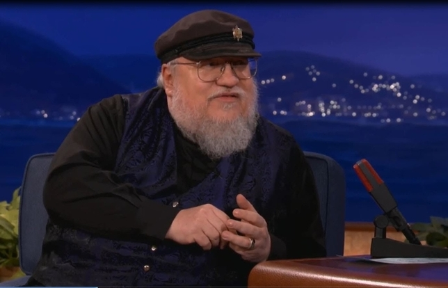 Rumorville: 'Game of Thrones' Creator George R.R. Martin's Next TV Project Might Go Straight to Series