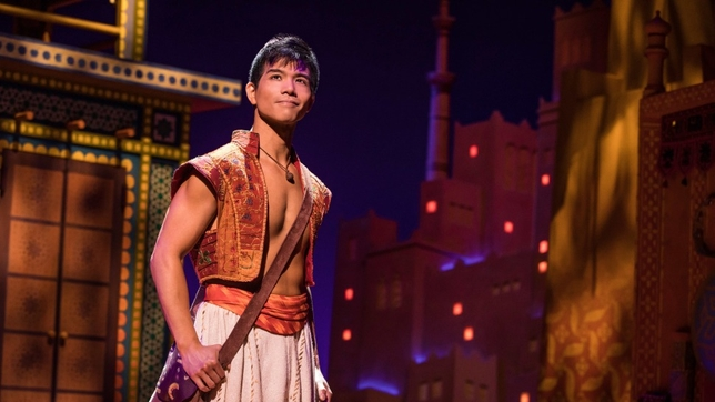 Broadway's New Aladdin on Finding the Humanity in a Universally-Known Role