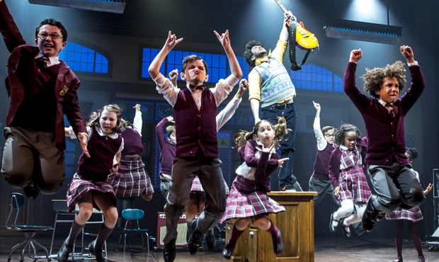 Broadway's 'School of Rock' Is Casting New Child Actors to Join the Band