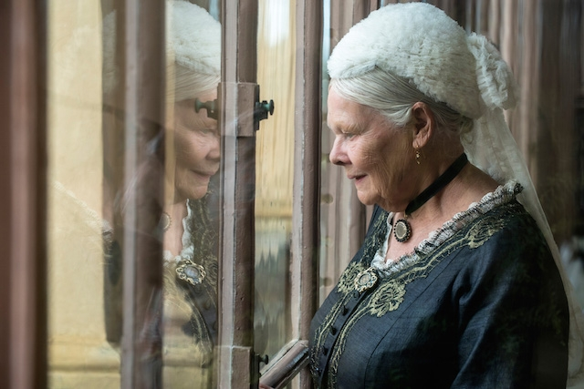 Working With Judi Dench Is Like Working With the Queen Herself