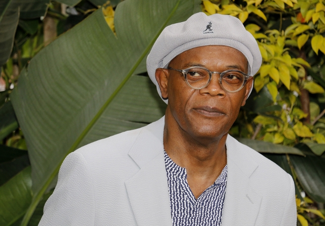 Samuel L. Jackson Jumps on the 'Shaft' Reboot