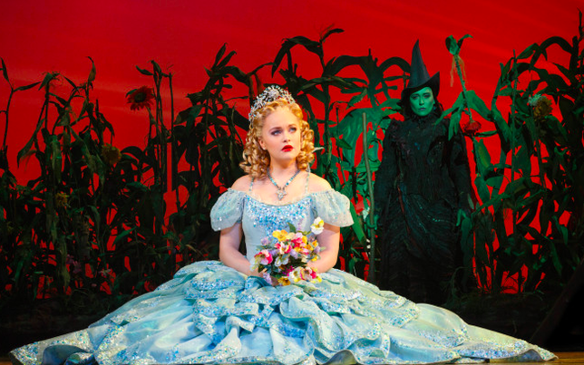 What It's Like to Make Your Broadway Debut By Bubble as Glinda in 'Wicked'