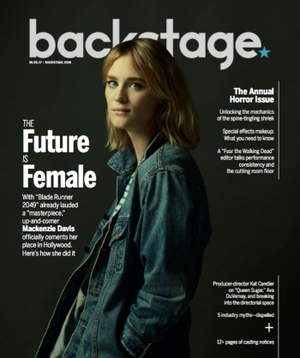 'Blade Runner 2049' Star Mackenzie Davis on Being an Actor in Her 'Own Personal Way'