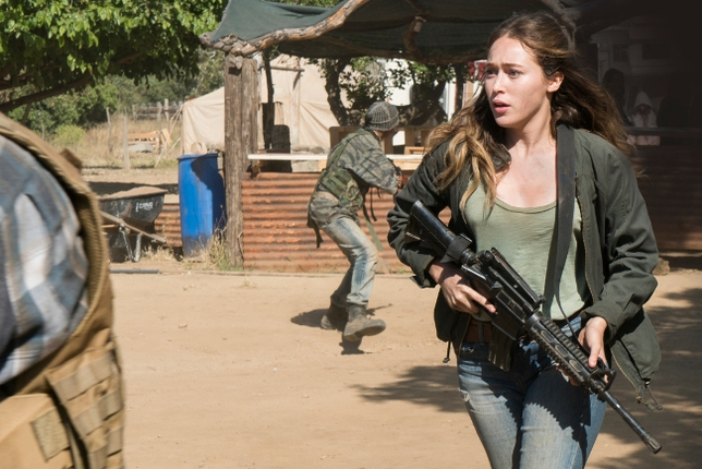 What Makes or Breaks an Actor's Performance on 'Fear the Walking Dead'