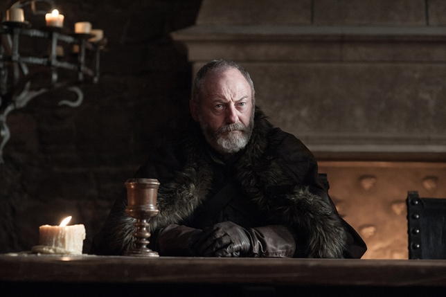 Liam Cunningham Offers Game of Thrones Final Season Production Update