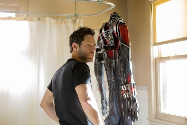 Join the Marvel Universe as Background in 'Ant-Man and The Wasp'