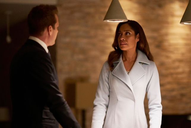 Gina Torres Gets her own 'Suits'