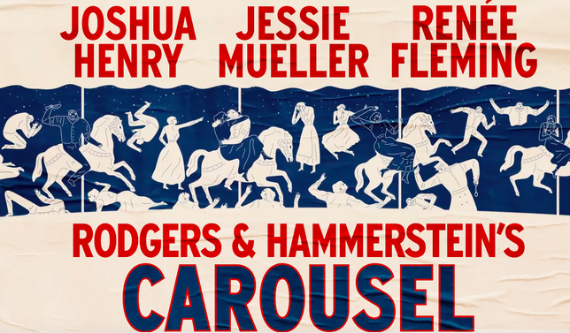 Image result for carousel broadway poster 2018