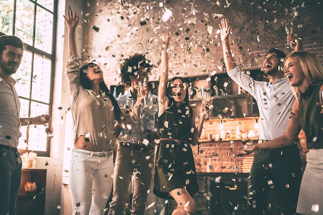 Why You Deserve to Celebrate Your Acting Successes