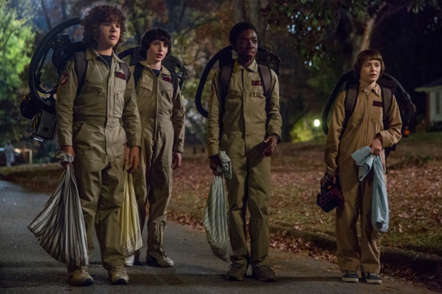 'Stranger Things' Star Caleb McLaughlin Has 5 Tips for Other Child Actors