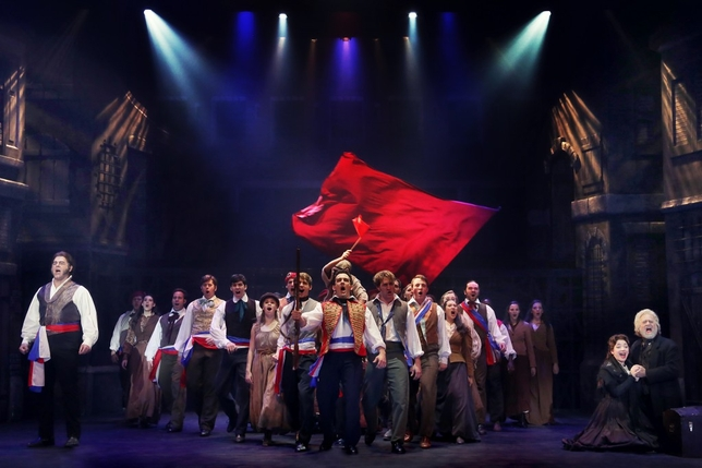 'Les Misérables' National Tour Is Auditioning for All Roles in Los Angeles