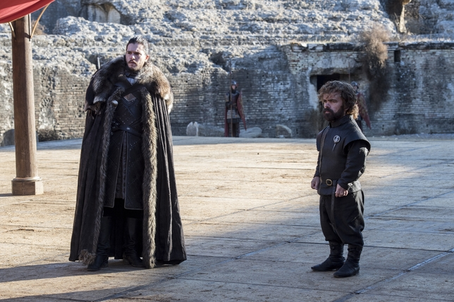 'Game of Thrones' + Hulu Filming Now in the U.K.