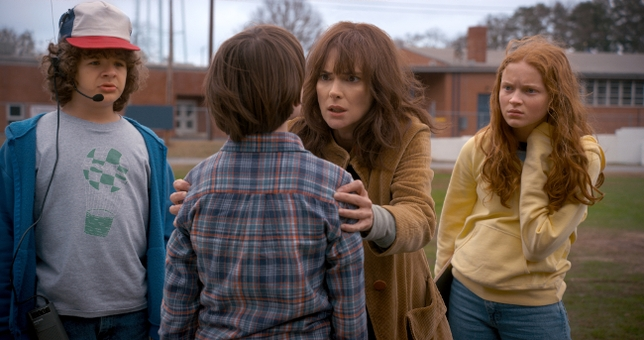 The 'Stranger Things' Kids Unknowingly Helped the Duffers Write Season 2