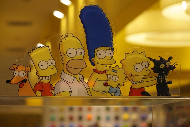 'The Simpsons' VO Legend Nancy Cartwright on Physicality + Character Development