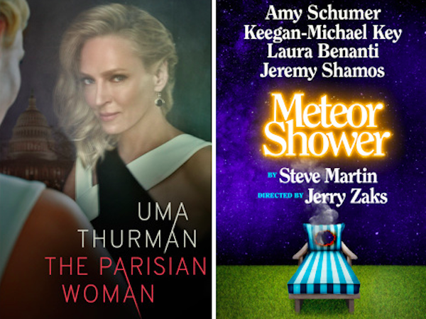 2 Plays Take First Broadway Bows + More NYC Events 11/03–11/09